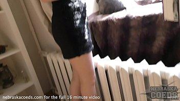 Юная китаяночка сосёт на кастинге и прыгает влажной дырочкой на фаллосе